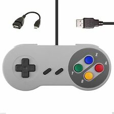 USB OTG Android Phone Mobile Retro Gaming Controller Gamepad Snes Style Pad