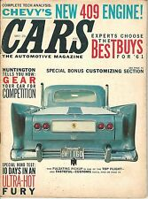 1961 CARS May Chevrolet 409 1940 WILLYS Plymouth Fury Dodge Lancer KAISER DARRIN