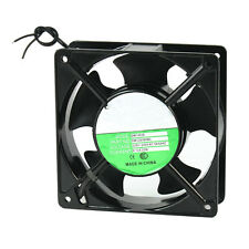 SA  120x120x38mm 5 Blades Metal Frame Axial Flow Cooling Fan AC 220/240V