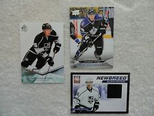 Slava Voynov 2011/12 UD Young Guns & Authentic RC`s + New Breed Jersey Card