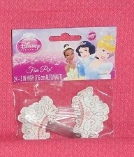 Disney Princess Cupcake and Fun Picks, 24 count Wilton,2113-7476,White,Party