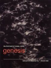 The First Book of Moses, Called Genesis by Steven Rose (Paperback, 1998)
