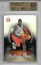 2003-04 Lebron James Topps Pristine Refractor RC- BGS 9.5 Gem Mint... #451/499