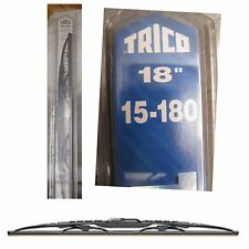 "FREE SHIP TRICO 15-180 Teflon Blade Windshield Wiper 18"" Long"