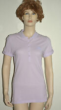 NWT BURBERRY WOMENS POLO SHIRT BLOUSE SZ SMALL