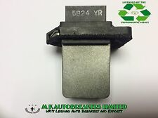Ssangyong Rodius Model From 2005-2009 Heater Blower Resistor Motor