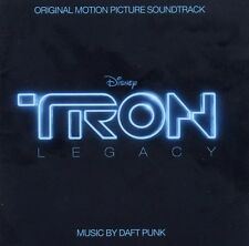 "DAFT PUNK ""TRON LEGACY"" CD ORIGINAL SOUNDTRACK NEU"