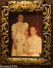 LENTICULAR 3D PICTURE W FRAME CREEPY GIRLS HALLOWEEN HAUNTED SCARY EERIE MONSTER