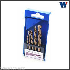 BGS - Werkzeug - Left Handed HSS Drill Bits 3, 5, 6, 8, 10 mm - Pro Range - 2009