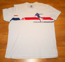 Adidas  'Euro 2000 Final (France-Italy)' -  Official Euro 2008 football t shirt