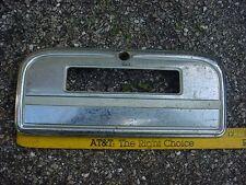50s HUDSON HORNET maybe GLOVE BOX DOOR