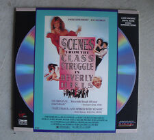 Scenes from the Class Struggle in Beverly Hills Movie Laserdisc