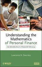 Understanding the Mathematics of Personal Finance: An Introduction to Financial