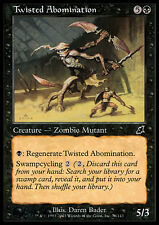 MTG TWISTED ABOMINATION EXC - ABOMINIO FOLLE - SCG - MAGIC