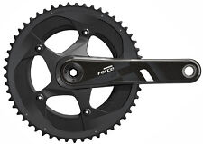 SRAM Force 22 2x11 Speed Carbon Road Bike BB30 Crankset 34/50 - 165mm