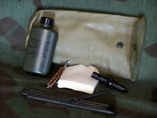M-1 GARAND RIFLE CLEANING KIT AND POUCH.NOS