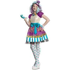 Ever After High MADELINE HATTER Halloween Costume for Kids SZ LARGE 8-10 NEW
