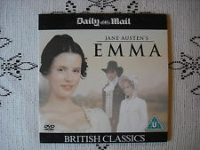 DAILY MAIL PROMO DVD FILM -JANE AUSTENS - EMMA  / BRITISH  CLASSICS SERIES 1