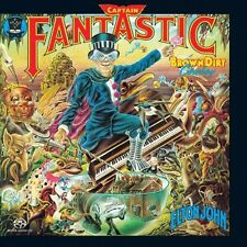 Elton John - Captain Fantastic & Brown Dirt Cowboy (Hybrid) [New SACD] Hybrid SA