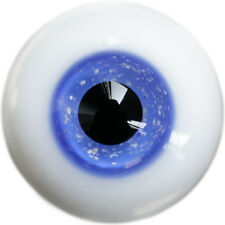 [wamami] E1211# 12mm Blue Glass Eyes For BJD Dollfie Pupil Pupuil Outfit