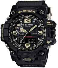 Casio G-Shock GWG-1000-1A DR Solar Radio Control Men's Watch Black Color