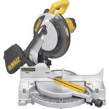 Dewalt DW713 Compound Mitre Saw 10inch - Manufacturers Warranty