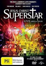Jesus Christ Superstar (2012) (Live Arena Tour) DVD