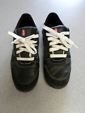 Reebok black leather and suede, skateboard shoes , Men's 13 (eur 47)