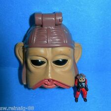 STAR WARS Micro Machines NIEN NUNB Pilot Mini Head GALOOB Transforming Playset