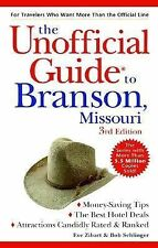 The Unofficial Guide to Branson, Missouri-ExLibrary