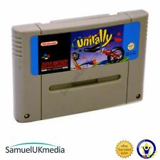 Unirally (SNES) (Cartridge Only) **GREAT CONDITION**