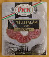 Hungarian Salami Authentic SZEGED Pick Teliszalami Slices (MAP) 70g/2.5oz