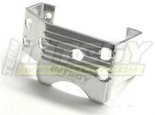 T-Maxx/E-Maxx Silver Machined Aluminum Servo Skid Plate