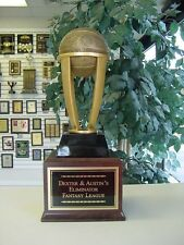 FANTASY BASKETBALL PERPETUAL TROPHY 16 YEARS NEW DESIGN AWESOME!