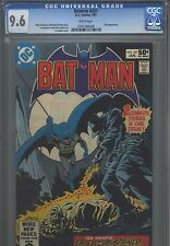 Batman #331 CGC 9.6 (1981) Talia Appearance White Pages