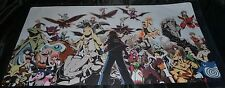 Ash Ketchem VRS Gym Leaders World Playmat Pokemon TCG Trading Card Game Play Mat