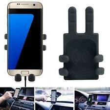Qi Quick Wireless Car Charger Transmitter Holder For Samsung Galaxy S7 / S7 Edge