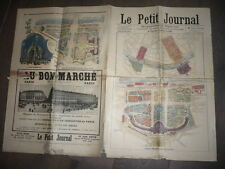 LE PETIT JOURNAL SUPPLEMENT SPECIAL EXPOSITION UNIVERSELLE 1900