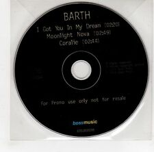 (GI983) Barth, I Got You In My Dream - 2003 DJ CD