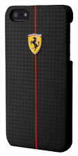 """Official licensed Ferrari  Collection Hard Case for iPhone 6 4.7 """"  - Black"""