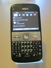 Nokia E5-00 - Black (Unlocked) Smartphone + 90 day warranty