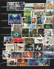 Great Britain - 40 diff used 1994-8