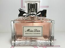 MISS DIOR ABSOLUTELY BLOOMING Perfume By Christian Dior Parfum 1.7oz NEW UNBOXED