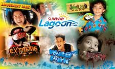 Sunway Lagoon Water Theme Park Admission Tickets (6-Parks) - Amazing Promotion