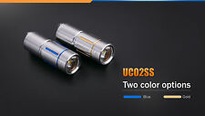 Fenix UC02SS Stainless gold 130 Lumen Flashlight Cree XP-G-S2/ 10180*1 Included