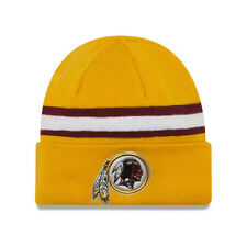 Washington Redskins 2016 NFL On Field Color Rush Gold Knit Sport Hat Cap Beanie