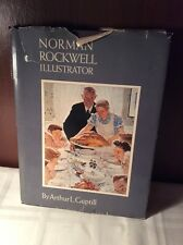BIG norman rockwell artist and illustrator VINTAGE BOOK 614 ILLUSTRATION/PLATES