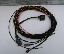 Neu Kabelsatz zur Nachrüstung der Original VW Rückfahrkamera LOW Emblem GOLF 7