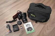 Canon EOS Rebel T2i 18MP Digital SLR Camera + EFS 18-55mm + 4GB SD Card + Bag