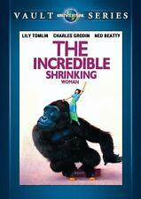 The Incredible Shrinking Woman DVD (1981) Lily Tomlin, Charles Grodin Ned Beatty